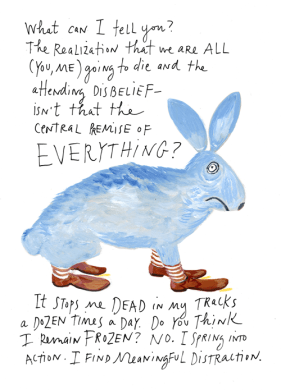 Maira Kalman. Seeing the Profound in the Ordinary World http://wp.me/p41CQf-2p