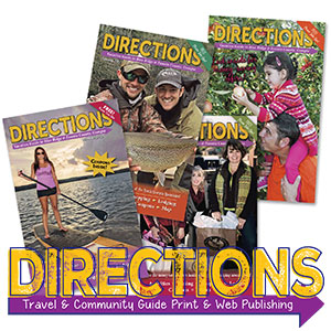 Directions magazine covers