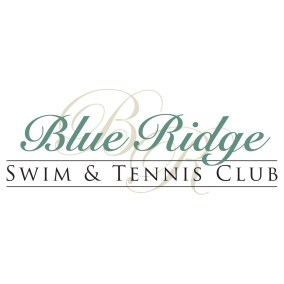 Blue Ridge Swim & Tennis club logo