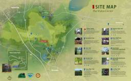 Visitor Center Map