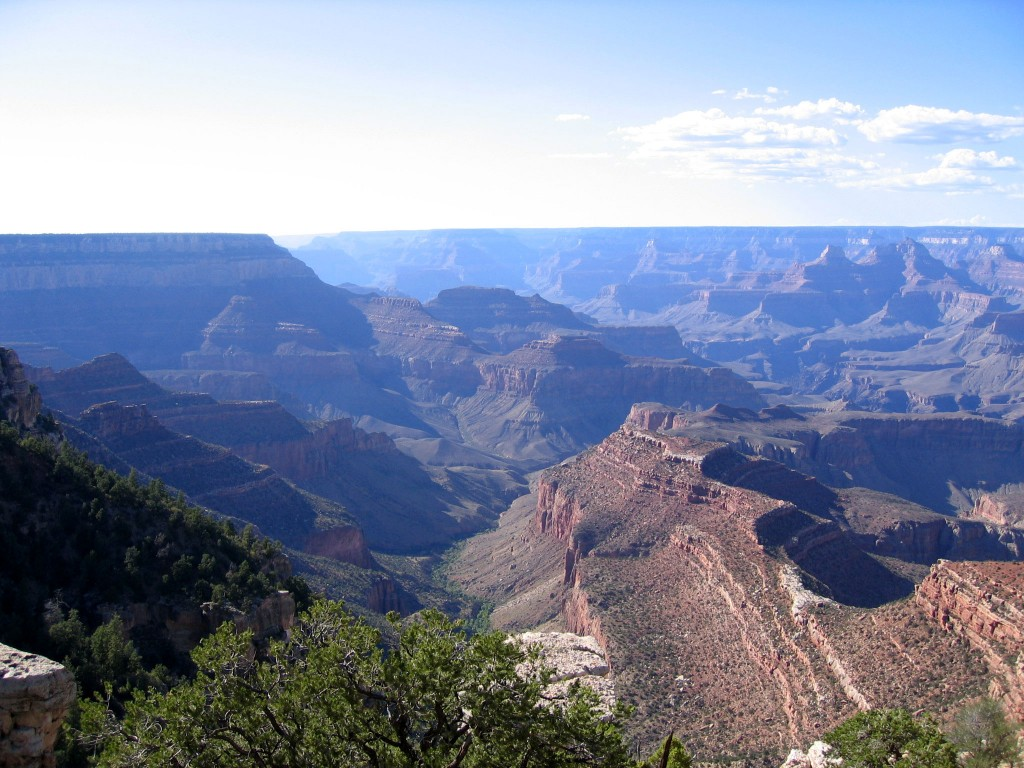 view of grand canyon