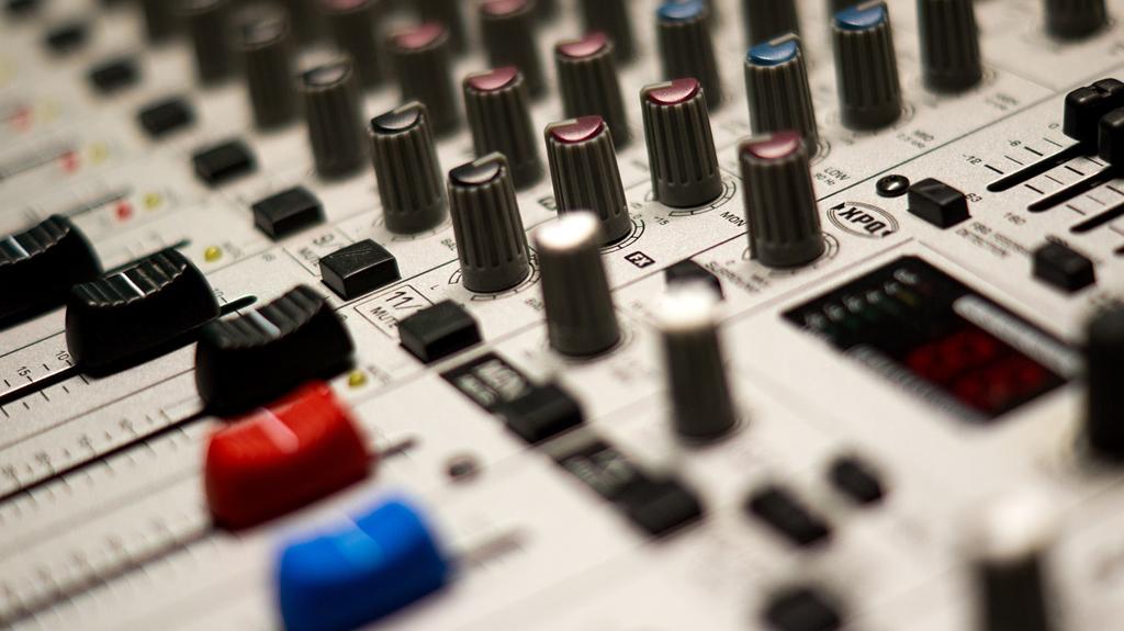 Mixing board channels