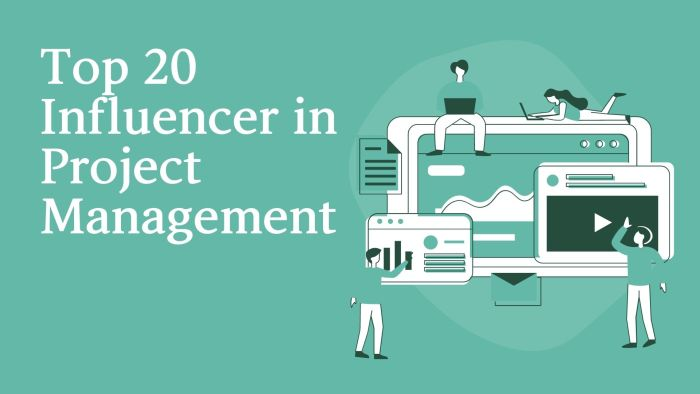 project management influencers