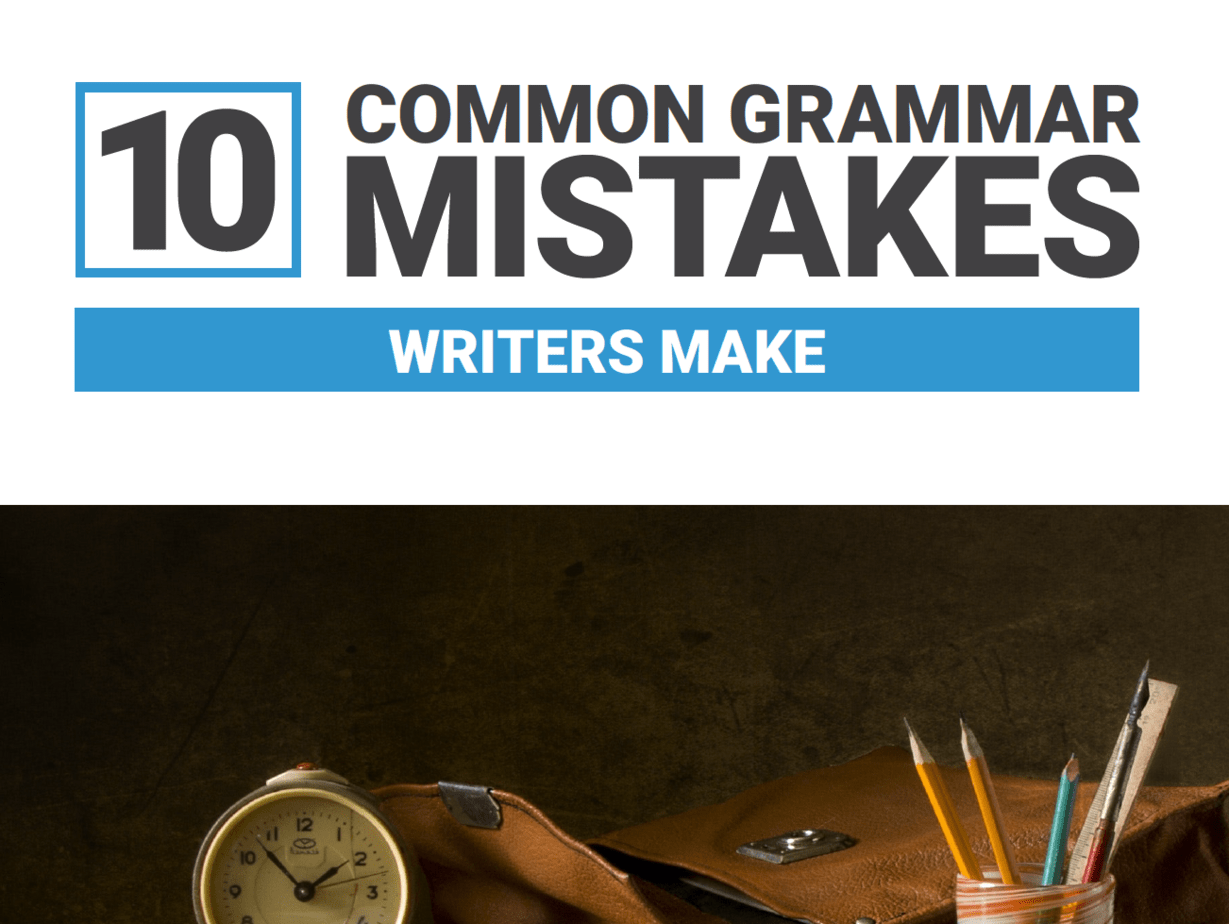 10 Common Grammatical Errors To Avoid Fix Them In 2 Clicks