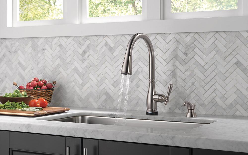 Kitchen Backsplash Tile Home Depot Novocom Top