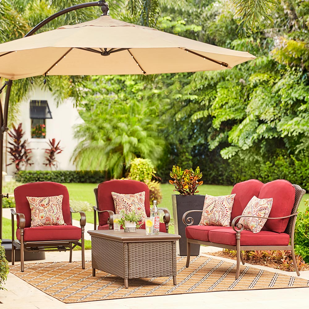 Backyard Ideas on a Budget - The Home Depot on Backyard Patios On A Budget id=91178