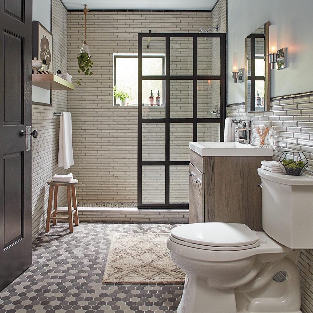 Bathroom Remodel Ideas - The Home Depot on Bathroom Renovation Ideas  id=20159