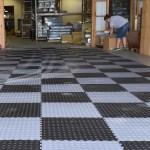Garage Flooring Ideas The Home Depot