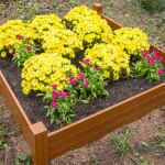 How To Build A Raised Garden Bed The Home Depot