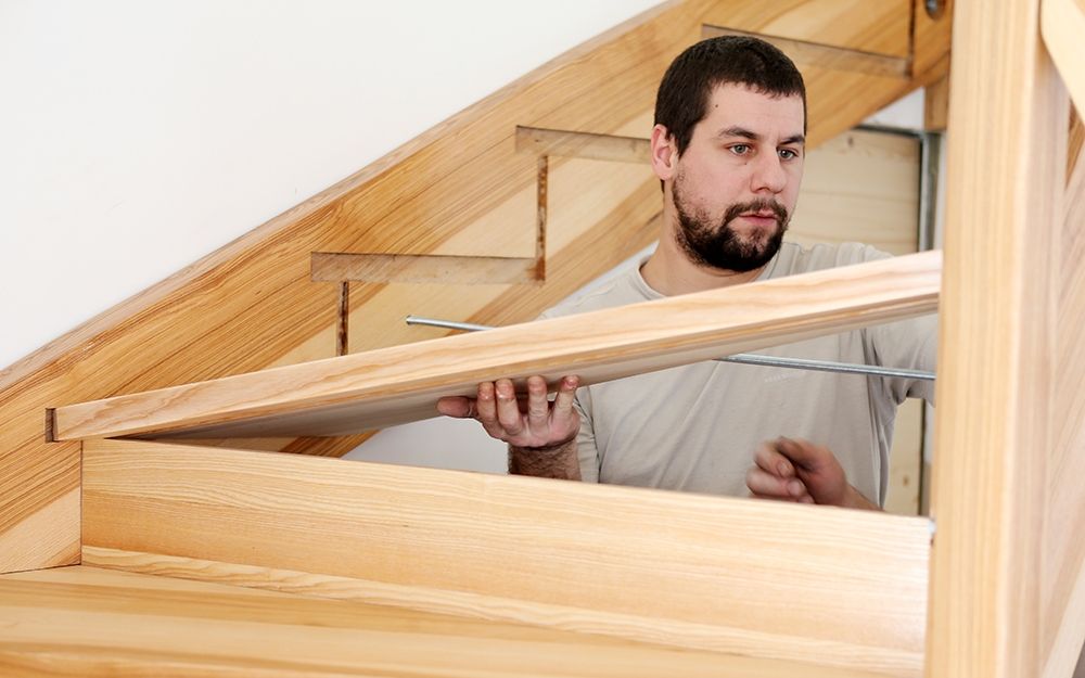 How To Build Stairs The Home Depot | Wood Steps Home Depot | Handrail | Risers | Staircase | Flooring | Pressure Treated