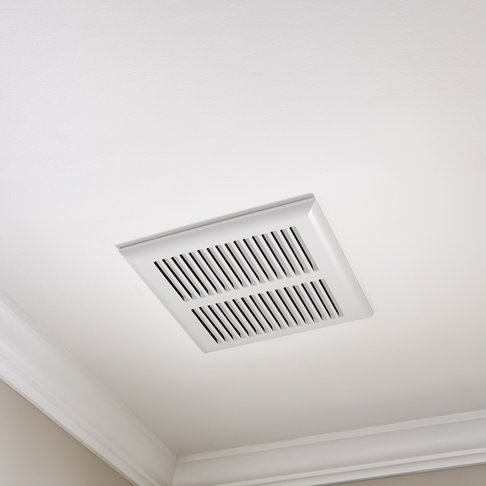 how to install a bathroom fan the