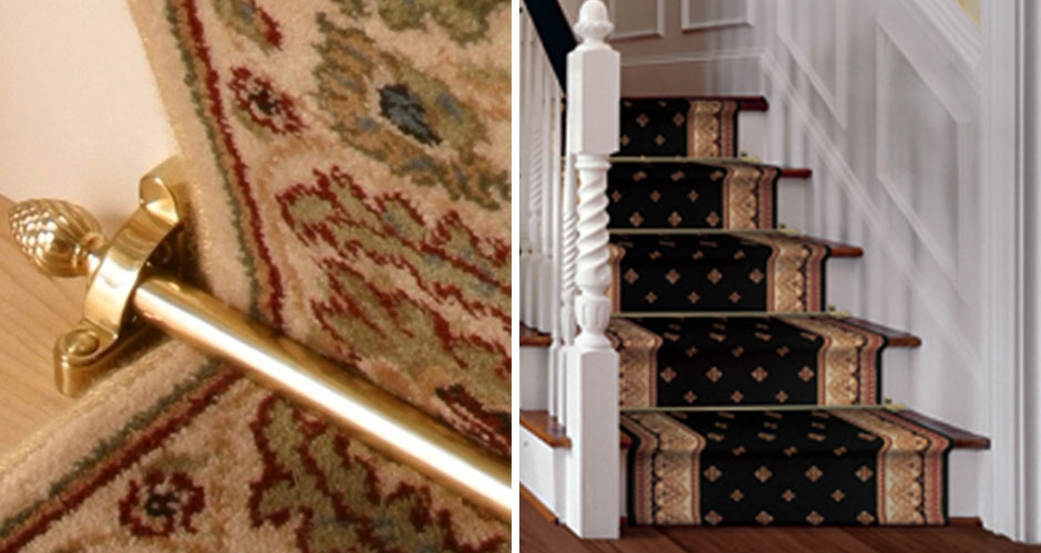 How To Install A Stair Runner The Home Depot | Stapling Carpet To Stairs | Electric Stapler | Flooring | Stair Tread | Landing | Stair Runner