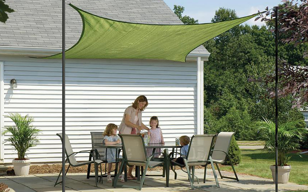Small Patio Ideas - The Home Depot on Home Depot Patio Ideas id=80045
