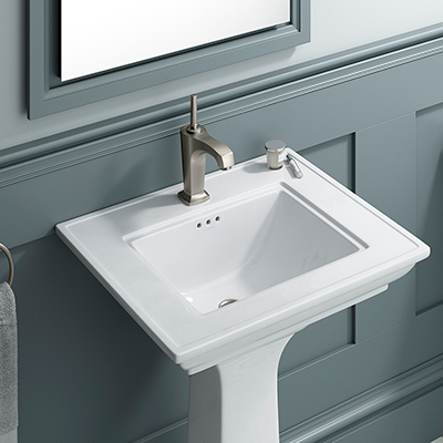 bathroom sinks the home depot