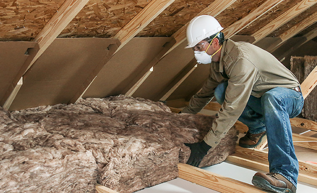Types Of Insulation The Home Depot