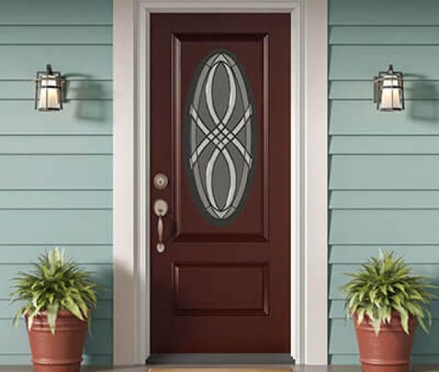Choose Your Door Material