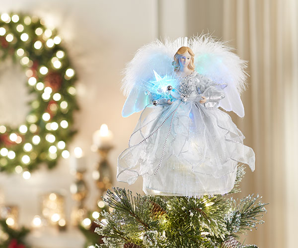 Toppers Tree Angel Make