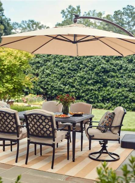 outdoor patio dining set furniture Patio Furniture - The Home Depot