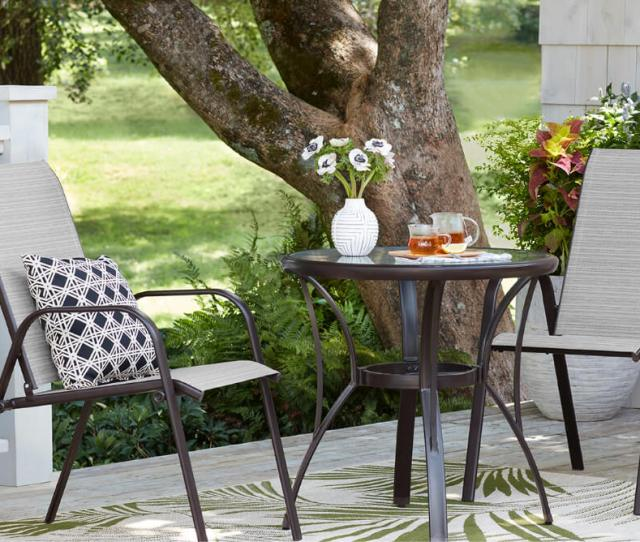 Smalle Outdoor Dining Sets