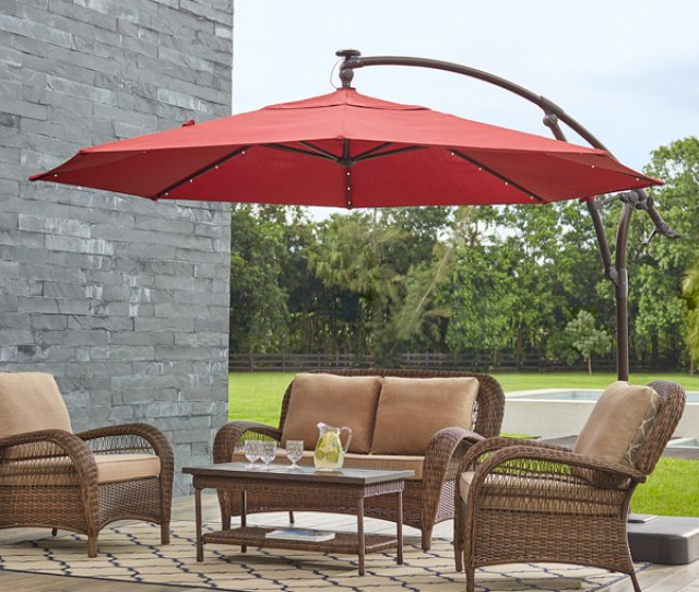Patio Umbrellas By Style Cantilever Umbrellas