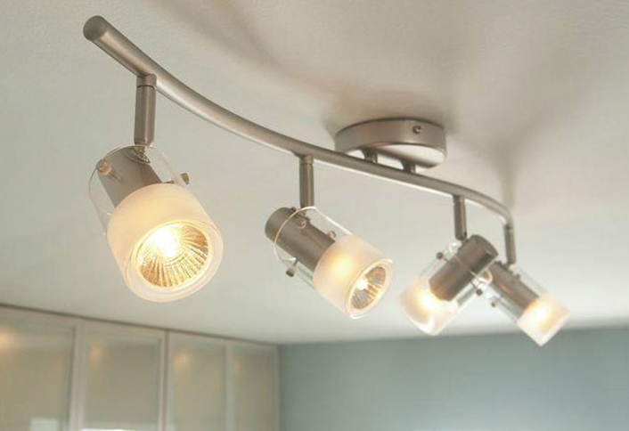 Project Guide: Installing Track Lighting At The Home Depot