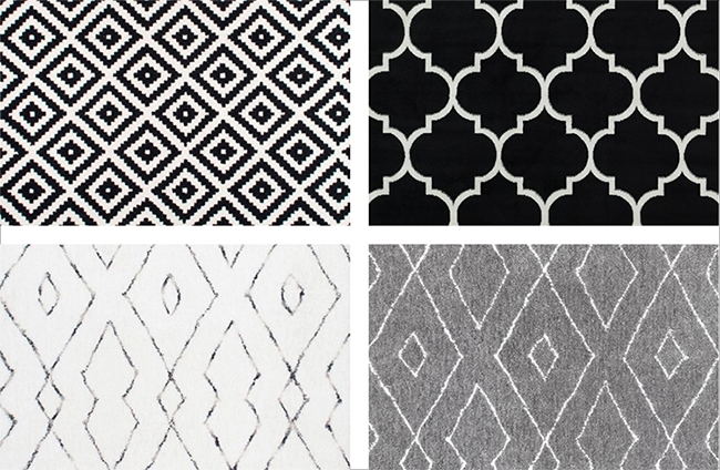Rugs Flooring The Home Depot | Black And White Stair Carpet | Interior Design | Light Grey | Unusual | Design | Beautiful