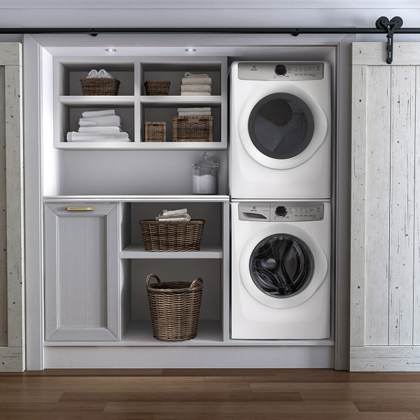 Electrolux 4 3 Cu Ft High Efficiency Front Load Washer