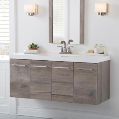 bathroom vanities the home depot
