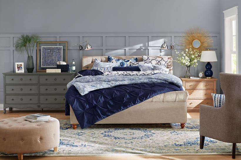 coastal retreat bedroom shop by room