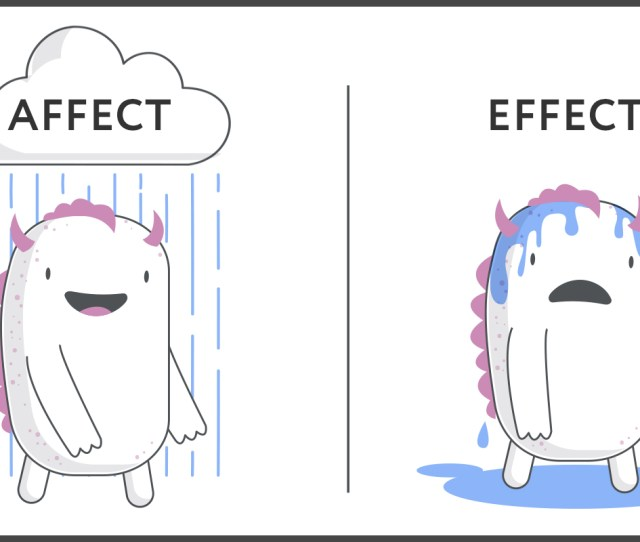 Effect Difference Its Not As Hard As You Think Grammarly
