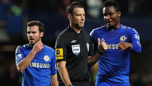 Juiz de Chelsea x United é afastado, e caso de racismo será investigado
