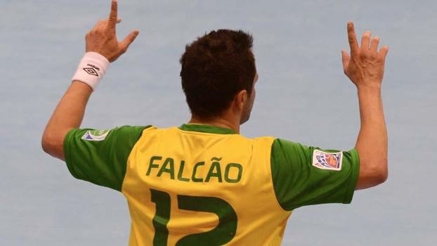 Falcão fez um gol, levou para a prorrogação e decidiu o duelo contra a Argentina