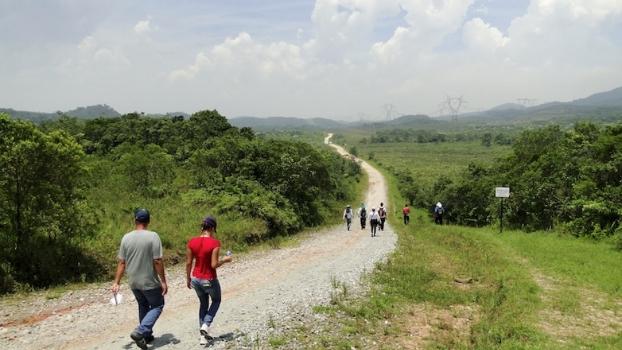 No total, o trajeto percorre 53,5 quilômetros na Grande São Paulo