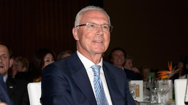 Franz Beckenbauer negou envolvimento em caso de corrupção da Fifa