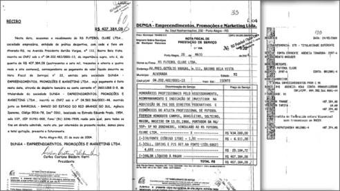 Documentos comprovam intermediação de Dunga em negociação de Ederson