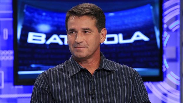 Giba, ex-jogador do Corinthians, participa do Bate Bola Especial