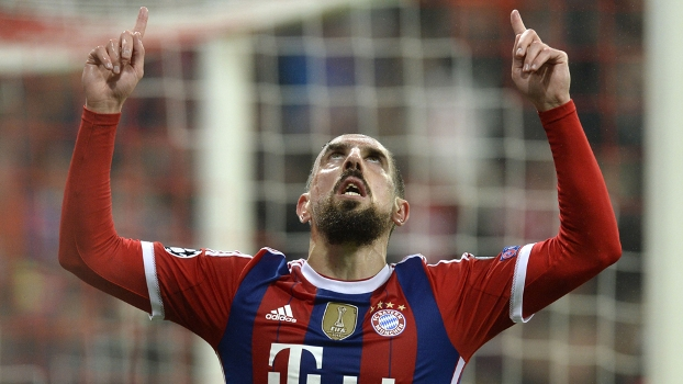 Franck Ribéry desabafou sobre a premiação