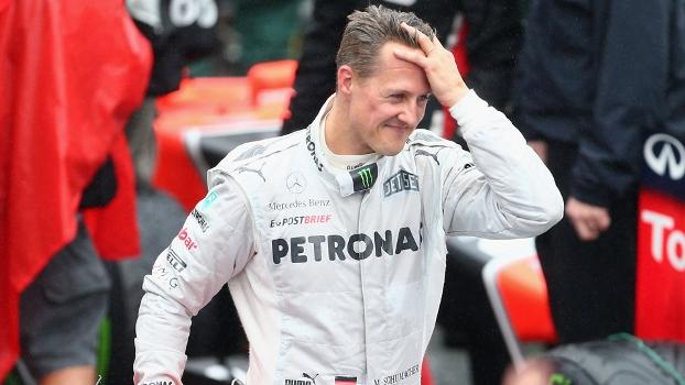 Michael Schumacher acordou do coma após seis meses