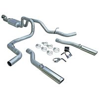 flowmaster performance exhaust system kit 17435