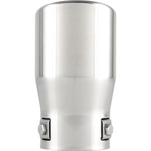 pilot stainless steel bolt on exhaust tip
