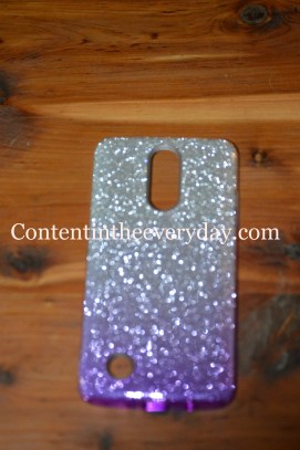 Shiny Purple Phone Case