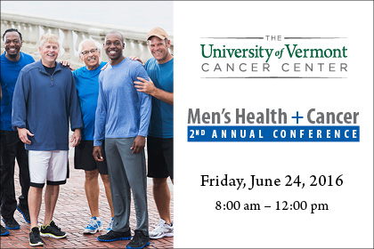 Cancer Center Holds Juckett Lecture and 2nd Annual Men's ...
