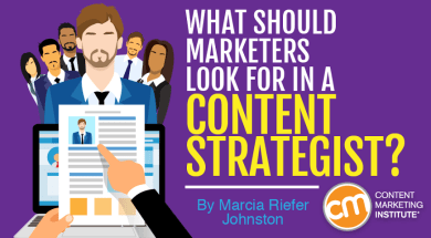 marketers-look-for-content-strategist