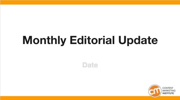 CMI-Editorial-Status-Report