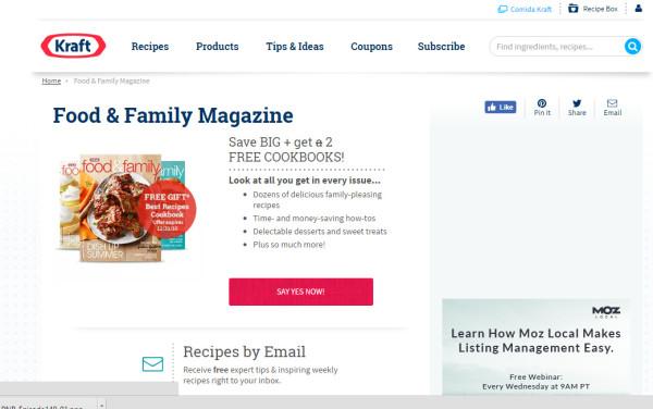 kraft-food-family-magazine-example