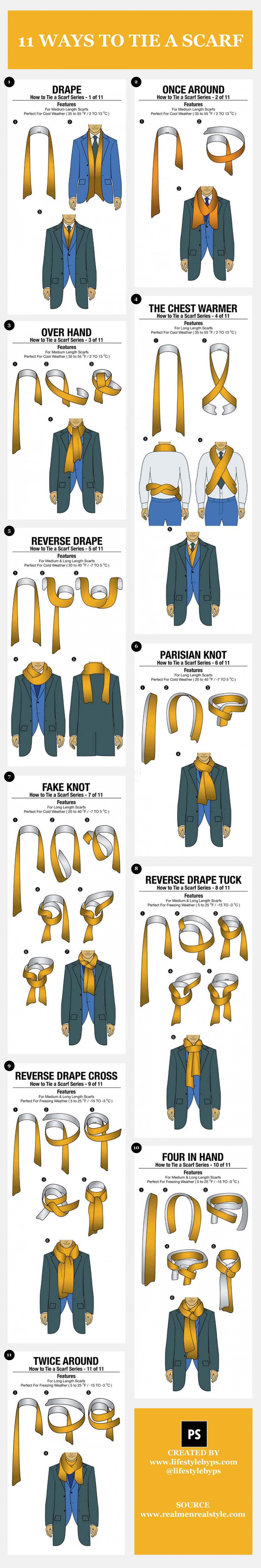 Ways-To-Tie-A-Scarf