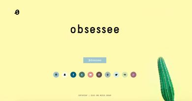 Obsessee-social-media-brand