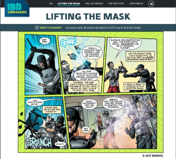 Illustration - Samarium superhero copy
