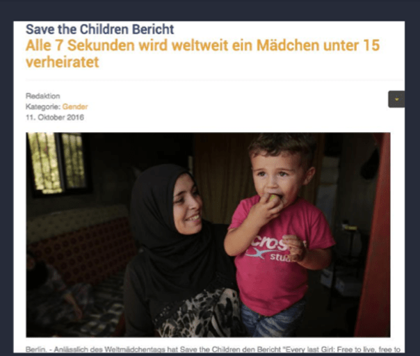 save-the-children-landing-page-german-example