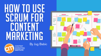 How to Use Scrum for Content Marketing 1